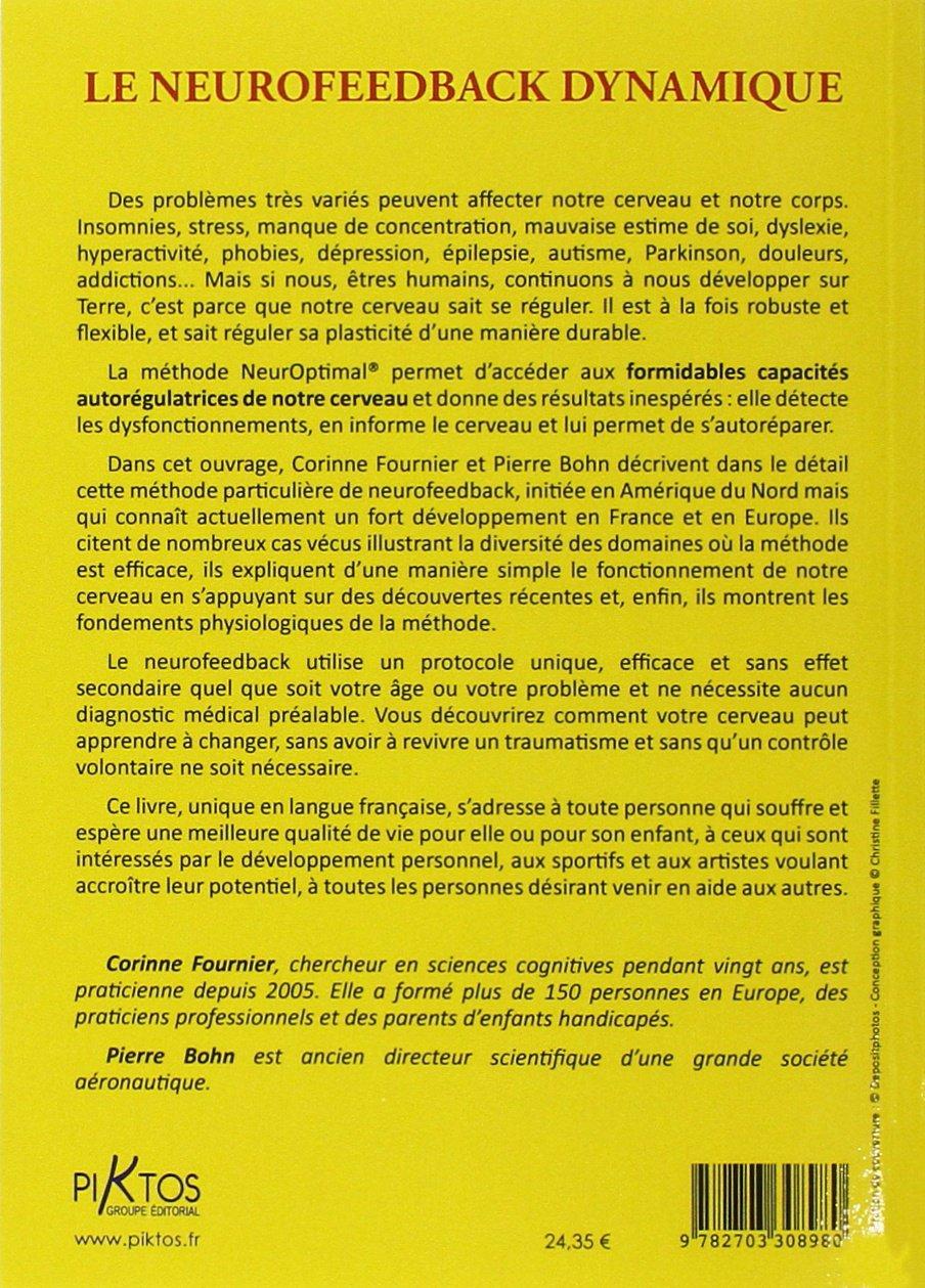 """Livre """"LE NEUROFEEDBACK DYNAMIQUE"""" - anne de sousa - Praticienne de neurofeedback dynamique"""