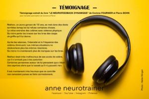 anneneurotrainer.com ∣ Témoignages neurofeedback dynamique